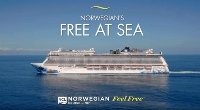 Free at sea with norwegian